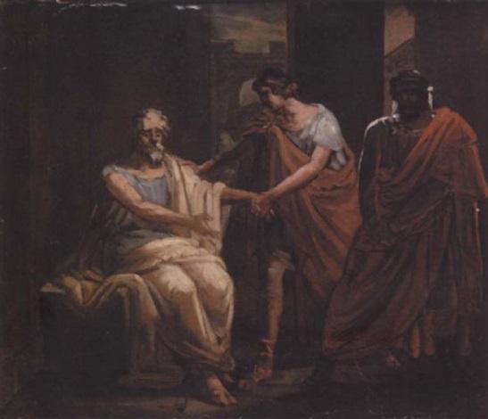 belisarius by vincenzo camuccini
