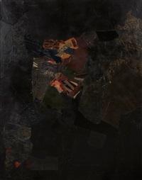 noir des marées by arthur aeschbacher