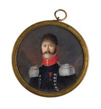 retrato de un coronel de infantería by diego monroy y aguilera