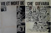 vie et mort de che guevara (2 pages) by pierre fournier des corats