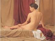 female nude by sosuke morimoto