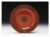 a round tray by tsuishu yozei xx