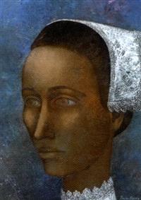 la jeune bretonne by pierre henry