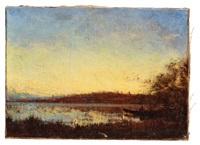 Coucher de soleil, 1875