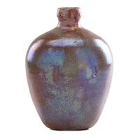 vase by pewabic pottery