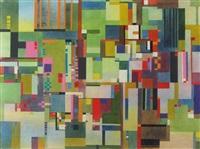 rectangle garden by j. stanford perrott