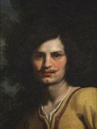 ritratto di giovane uomo by lorenzo lippi