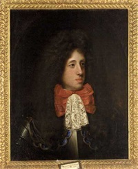 portrait of duke maximilian of brunswick and luneburg by jacques vaillant