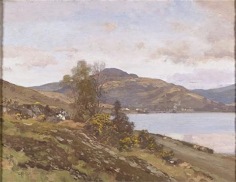 arrochar by george houston