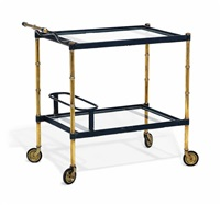 drinks trolley by jacques adnet