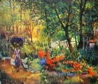el jardin by ramon de campmany i montaner
