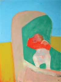 a baby in his stroller by ori reisman