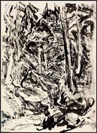 forest by arthur lismer