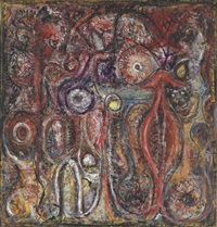 fantasie by richard pousette-dart
