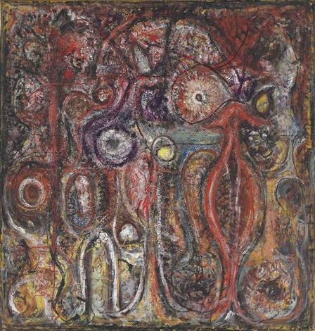 fantasie by richard pousette dart