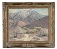mountain landscape by axel linus