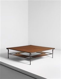 Ingrid donat auctions results artnet for Grande table basse rectangulaire