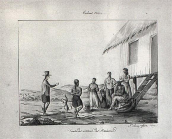 guham 1819 by jacques etienne victor arago