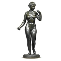 grande figure debout by paul cornet