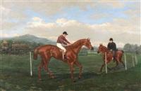 longchamp, jockey by george arnull