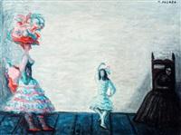 danseressen by kees andrea