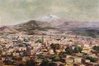 view from anatolia by halid naci