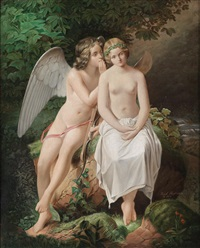 amor und psyche by eduard steinbruck