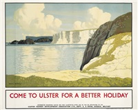 come to ulster for a better holiday by paul henry