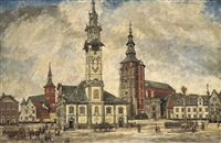a town in limberg by archibald elliot miller