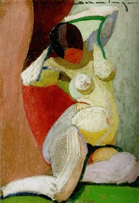 nude by morton livingston schamberg