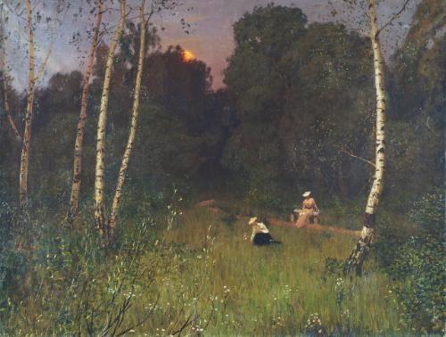twilight by nikolai nikanorovich dubovskoy