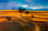 west coast landscape by derric van rensburg