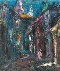 rue de village by elemer vagh-weinmann