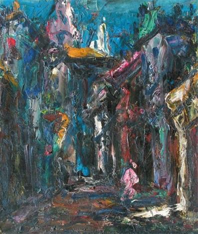 rue de village by elemer vagh weinmann
