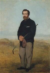 a gentleman golfer by george w. aikman