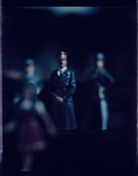 untitled (from mein kampf) by david levinthal