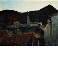 mura lucano by joseph stella