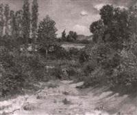frondoso paisaje by rafael llimona benet