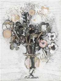 bouquet de fleurs by françoise gilot