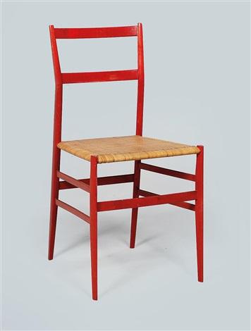 Genial Superleggera Chair, Mod. 699 By Gio Ponti