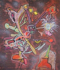 new-view by roberto matta