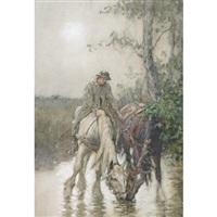 silvery lane by nathaniel hughes john baird