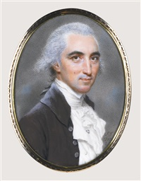 portrait of james taylor by john smart the elder