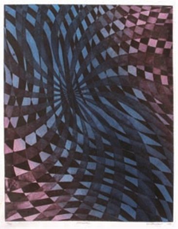 black hole by stanley william hayter