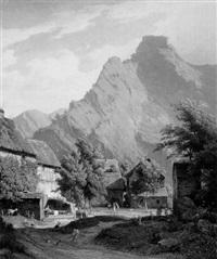 alpendorf by frederic hillemacher