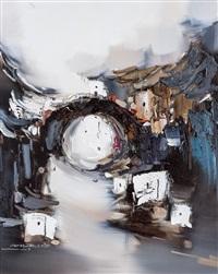 中國水鄉系列 (watery town in china series) by liu jiutong