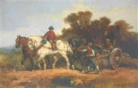 coming back from market by harden sidney melville