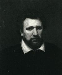 portrait of ben jonson by abraham van blyenbergh