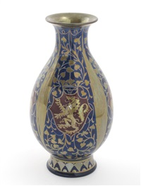 vase by gladys rogers by william mycock