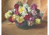 roses by eisaku wada